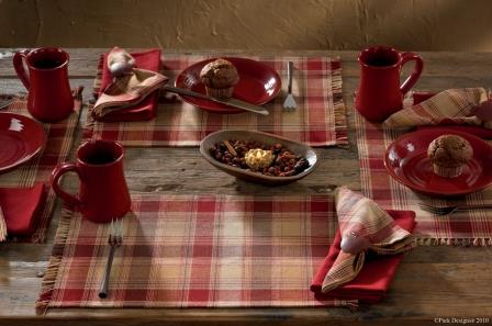 Hearthside Placemat