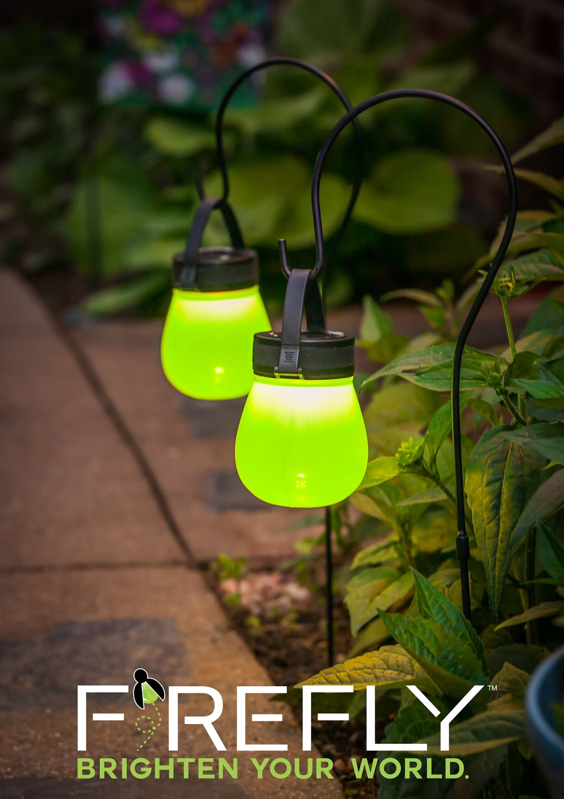 Firefly Silicone Lights