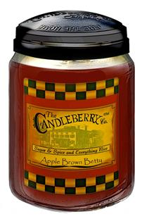 Candleberry Candles-Large Jar