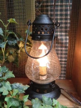 Onion Lamp
